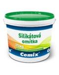 Cemix silikátová omítka 25 kg