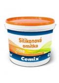 Cemix silikonová omítka 25 kg