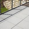 BEST terasová dlažba TOKARO tryskaná použití