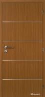 Masonite interiérové dveře ALU IV laminát premium