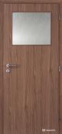 Masonite interiérové dveře kašírované 1/3 sklo