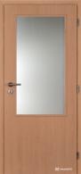 Masonite interiérové dveře 2/3 SKLO laminát standard