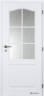 Masonite interiérové dveře SOCRATES bílá pór