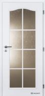 Masonite interiérové dveře OCTAVIANUS bílá pór
