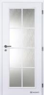 Masonite interiérové dveře ELIDA bílá pór