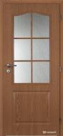 Masonite interiérové dveře SOCRATES PVC dekor