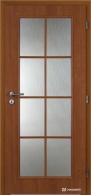 Masonite interiérové dveře ELIDA PVC dekor