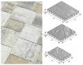BEST ALTEA betonová dlažba výška 60 mm