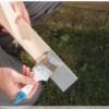 Soudagum použití na dřevo