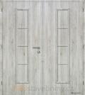 Masonite interiérové dveře AXIS PLNÉ dvoukřídlé laminát premium