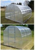 Lanitplast zahradní skleník KYKLOP (PC 4 mm)