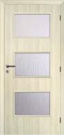 Solodoor interiérové dveře STYL 15 3D folie
