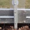 zahradní skleník Gardentec Classic T detail 2