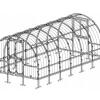 schéma skleníku Gardentec Classic T