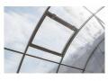 Větrací okno pro zahradní skleník Betta