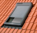 Fakro předokenní roleta ARZ Solar pro střešní okno