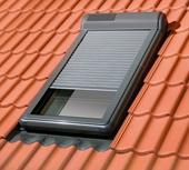 Předokenní roleta ARZ Solar