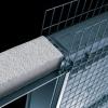 polystyrenová ochrana konstrukce