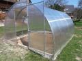 Lanitplast zahradní skleník VOLHA (PC 4 mm)