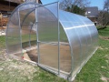 Lanitplast zahradní skleník VOLHA (PC 6 mm)