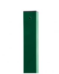 Plotový sloupek PILOFOR Zn+PVC 60 x 60 zelený