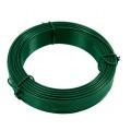 Vázací drát poplastovaný Zn+PVC zelený