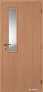 dveře Masonite Vertikus CPL buk