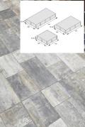 BEST BELEZA betonová dlažba výška 60 mm