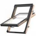 Střešní okno KEYLITE EASY BW kyvné, dvojsklo Thermal