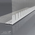 Klenbová lišta LK-KL s tkaninou 2,5 m