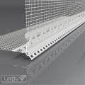 Rohová lišta LK-H 100 Vertex 2,5 m s viditelnou hranou