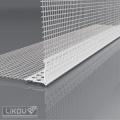 Rohová lišta s prolisem LK-LP 100 Vertex 2,5 m
