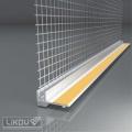Začišťovací okenní lišta LS-VH 6 mm