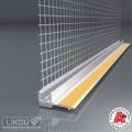 Začišťovací okenní lišta LS-VH 9 mm