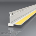 Začišťovací okenní lišta PS-US8 / 2,4 m