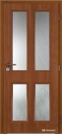 Masonite interiérové dveře HECTOR PVC dekor