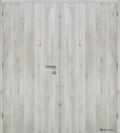Masonite interiérové dveře PLNÉ dvoukřídlé laminát premium