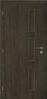 Solodoor interiérové dveře STYL 28 CPL laminát
