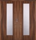 Solodoor interiérové dveře KLASIK 7 fólie dvoukřídlé