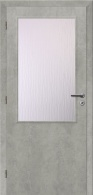 Solodoor interiérové dveře KLASIK 2 Solo Struktur