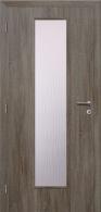 Solodoor interiérové dveře KLASIK 7 Solo Struktur