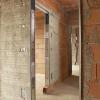 Detail montáže stavebního pouzdra do zdi