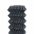 Čtyřhranné pletivo IDEAL PVC 25 m se zapleteným napínacím drátem, antracit