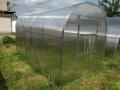Lanitplast zahradní skleník DNĚPR šířka 2,1 m, PC 4 mm