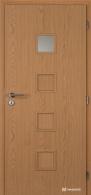 Masonite interiérové dveře kašírované QUADRA 1