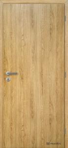 dveře PLNÉ laminát standard dub corbridge