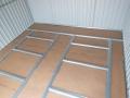 Podlahová základna pro domek MAXTORE