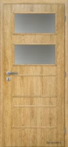 Masonite interiérové dveře DOMINANT 2 laminát  dub corbridge