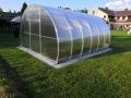 Lanitplast zahradní skleník DNĚPR (PC 4 mm)