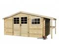 Dřevěný domek SOLID TOMAS (P88904)